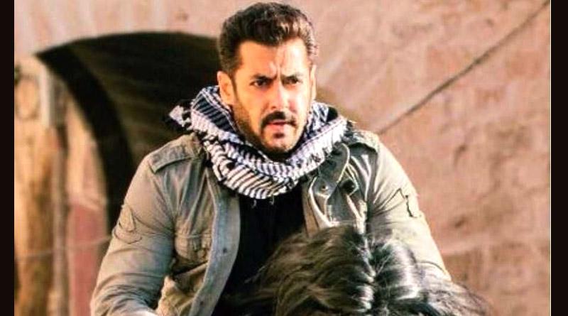 Salman Khan's Tiger 3 film set to be demolished!   Sangbad Pratidin