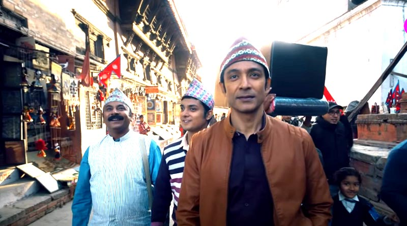 Here is what Tota Roy Choudhury said about release of Feluda Pherot series's new part Jawto Kando Kathmandute release | Sangbad Pratidin