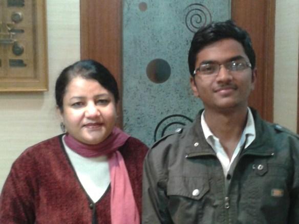 Dr. Sangeeta Khanna & Vishal Rana