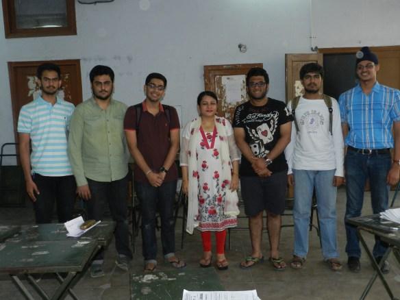 Gurtej, Smarth, Kirtarth, Gurkirat, Raghuvar, Ritvik Chaudhary