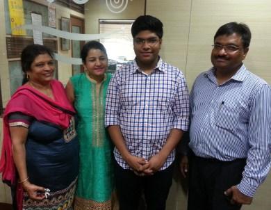 Kashish Family