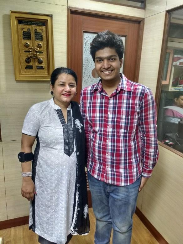 Sidhant Jindal & Madam