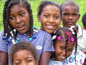 niños dominicanos