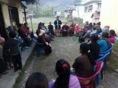 शेर्पा प्रदेशको सोलुखम्बुमा नगर वडा समिति गठन