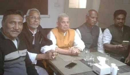 चुनावबारे छलफल गर्न राजपा नेता भारतीय दूतावासमा !