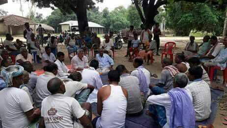 राजपा नेपाल द्धारा रौतहटको फत्तेपुरमा मधेश आन्दोलन परिचालन समिति गठन ।