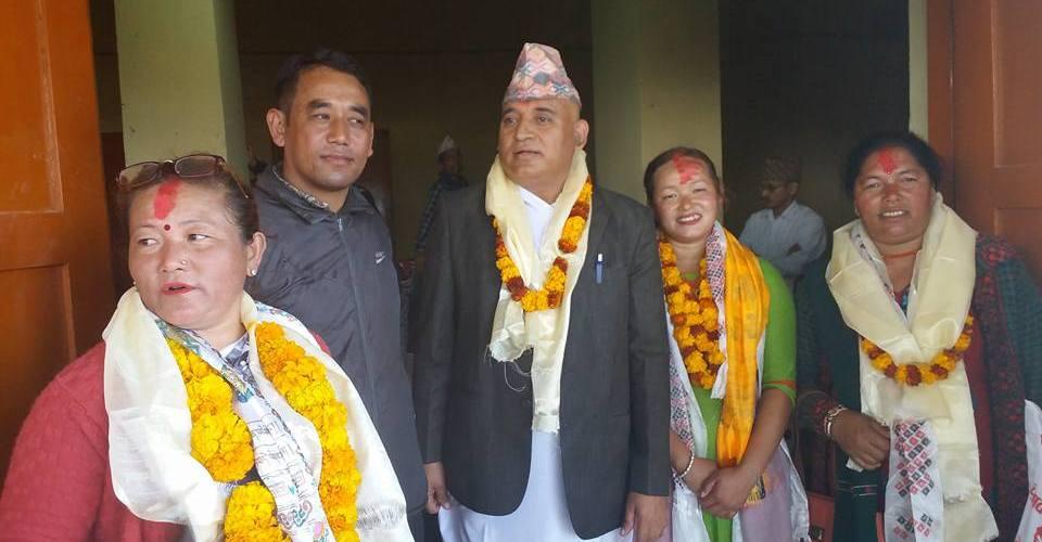 धनकुटालाई प्रादेशिक राजधानी बनाउने फोरम नेपालका उम्मेदवार अर्जुन थापाको घोषणा