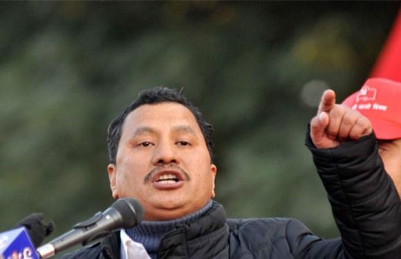 चार दर्जन नेता-कार्यकर्ता गिरफ्तार भएपछि बिप्लव आक्रोसित, आक्रोसले यस्तो गर्यो घोषणा