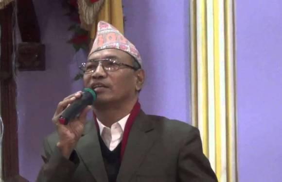गोरु नाङ्गै हिंडेजस्तै सरकार निर्लज्ज रूपमा फेरी पनि संसद विघटन गर्ने बहानामा – नेता श्रेष्ठ