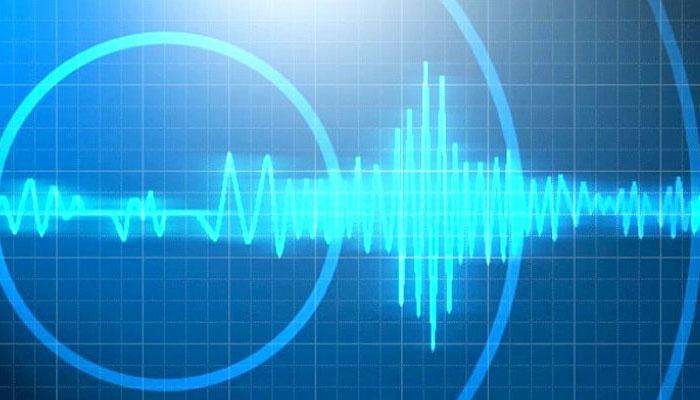 समोआमा शक्तिशाली भूकम्प,