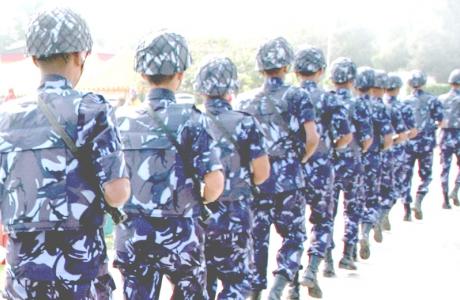 रौतहट स्थित सादा पोसाकका सशस्त्र प्रहरीद्धारा अबैध भारतिय प्याजसहीत ट्क भेल बरामद