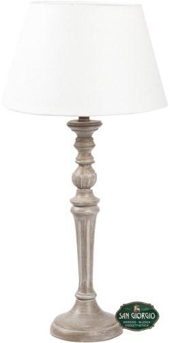 Lampada Da Tavolo Shabby L4766 San Giorgio