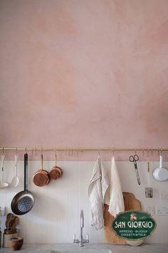 colore tendenza parete