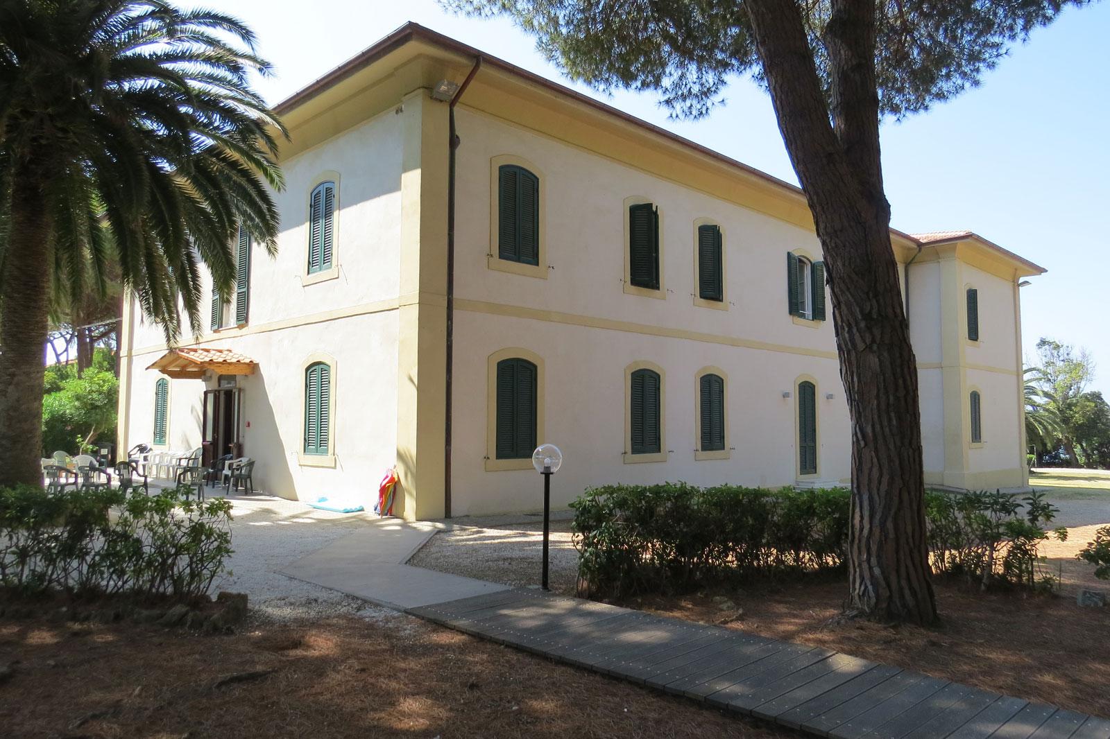 Esterno Villa Maris Stella