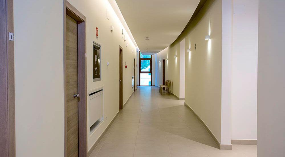 corridoio Casa San Giuseppe