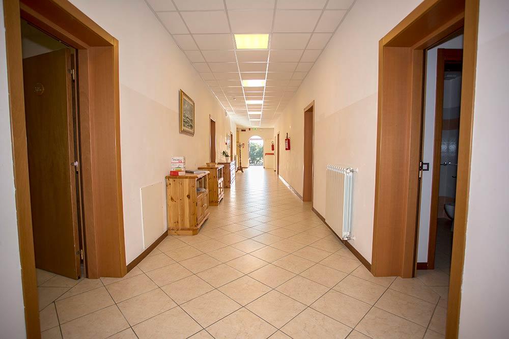 corridoio villa maris stella