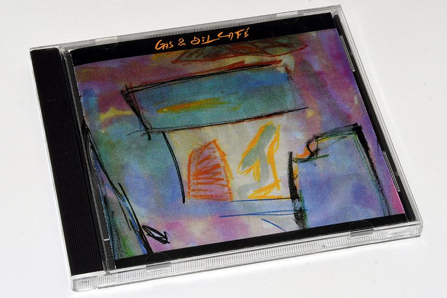 Album Gas & Oil Café