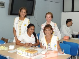 Voluntarias de Fundacáncer