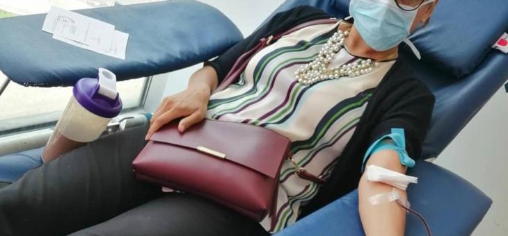 Donar sangre en tiempos de la pandemia de la Covid-19