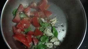 Paruppu rasam - tomato