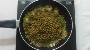 Pachaipayaru sundal -mix