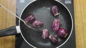 Ennai kathirikai -roast