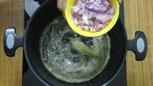 Paneer lababdar -onion