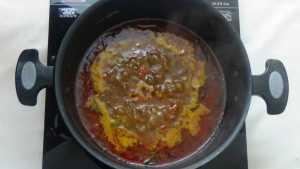 Chepala pulusu -tamarind cooked