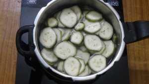 vazhakkairoast -half-boil