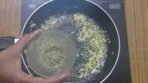 Garlic chicken roast -oregano