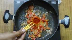 Veg kolhapuri -chilli