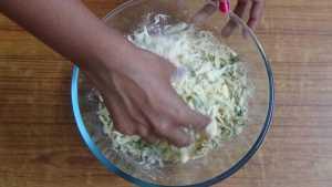 Cabbage pakoda -mix