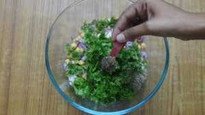 Falafel -pepper powder