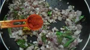 Karuvadu thokku -chilli powder