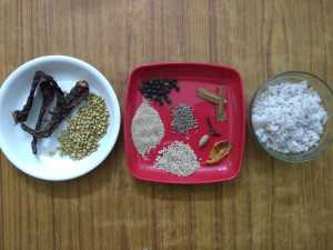 Veg kolhapuri -dry whole spices