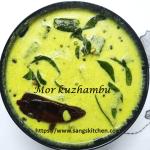 Mor kuzhambu -thumbnail