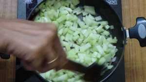 Chow chow kootu -mix