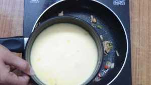 Egg bhurji -egg