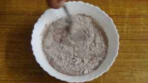 Ragi malt -mix