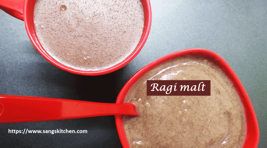 Ragi malt -feature