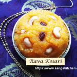 Rava Kesari -feature