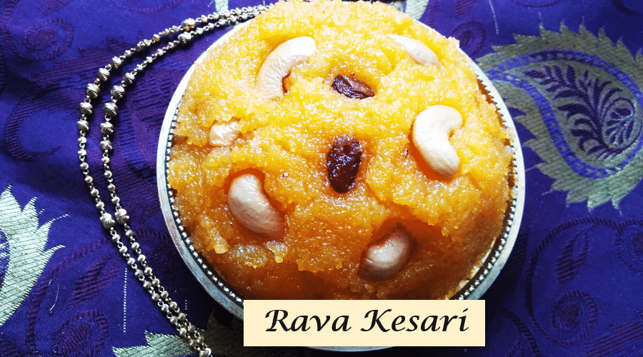 Rava Kesari -feature