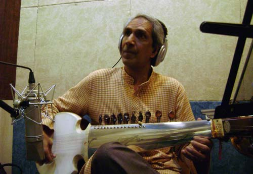 Pardeep Barot on Sarod