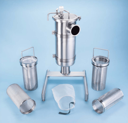 Sanitary Strainers In The Food Beverage Industry Saniclean