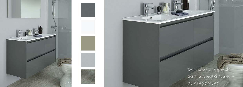gamme doblo de meuble salle de bain