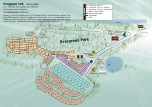 Evergreen Park Map 2019