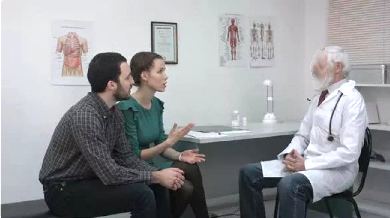 DIAMO LA CACCIA AL FALSO MEDICO