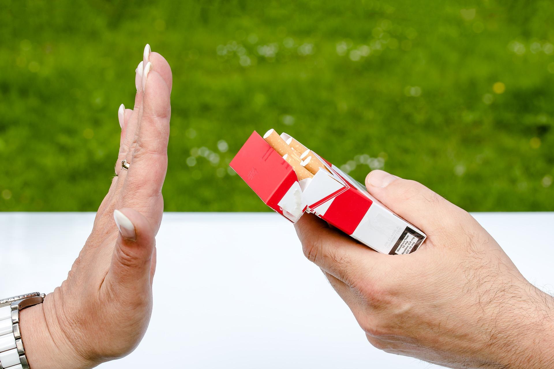 Smettere di fumare, possibile anche nei momenti più difficili
