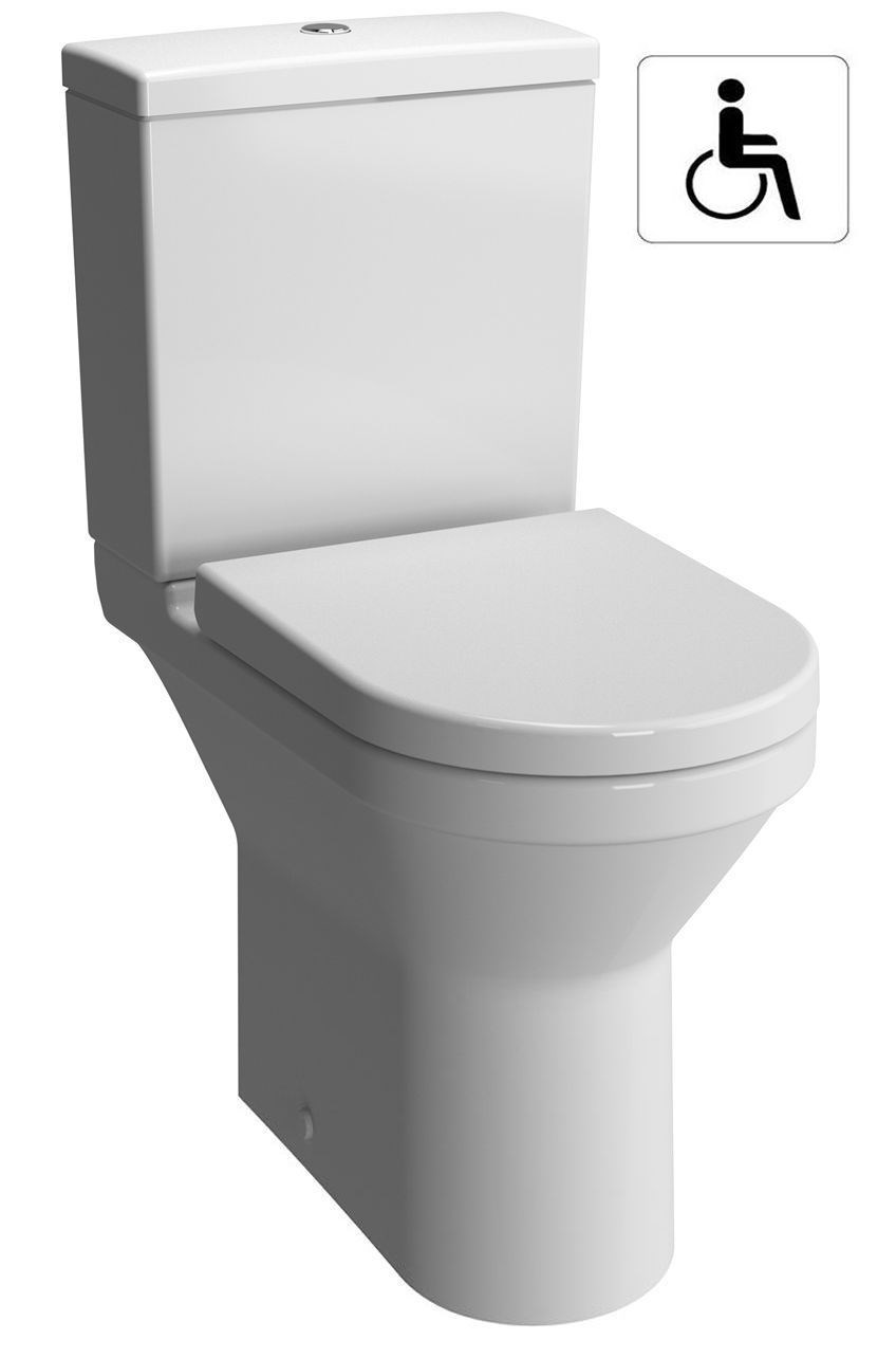 Wc Sureleve Sortie Verticale Elegant Pack Wc Surlev Ideal
