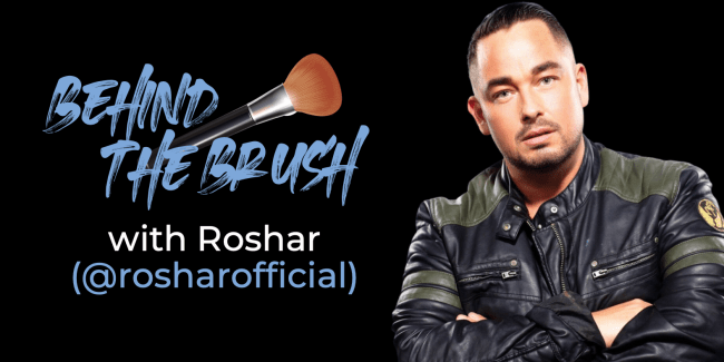 Behind The Brush with Roshar